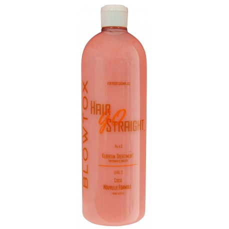 Blowtox 1000ml Hair Go Straight